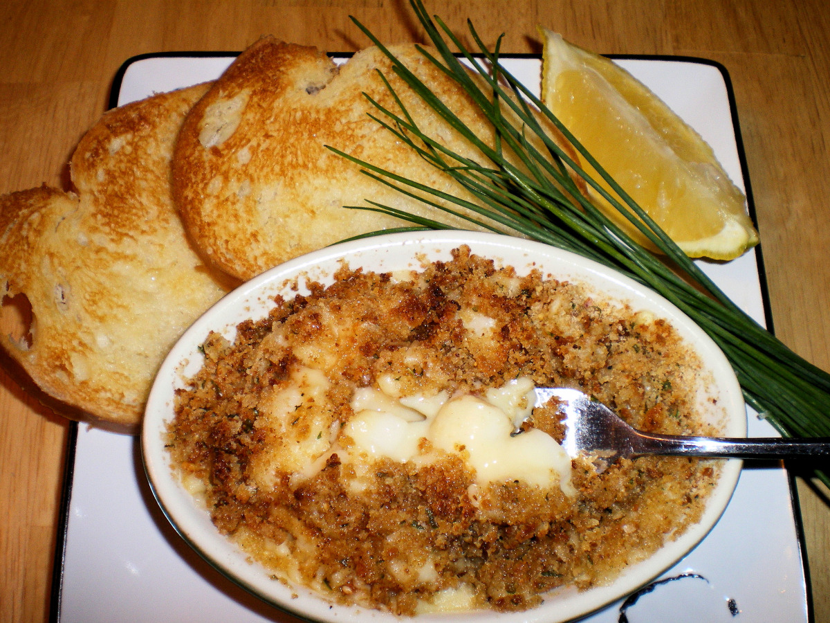 Coquille St. Jacques (Scallops) image