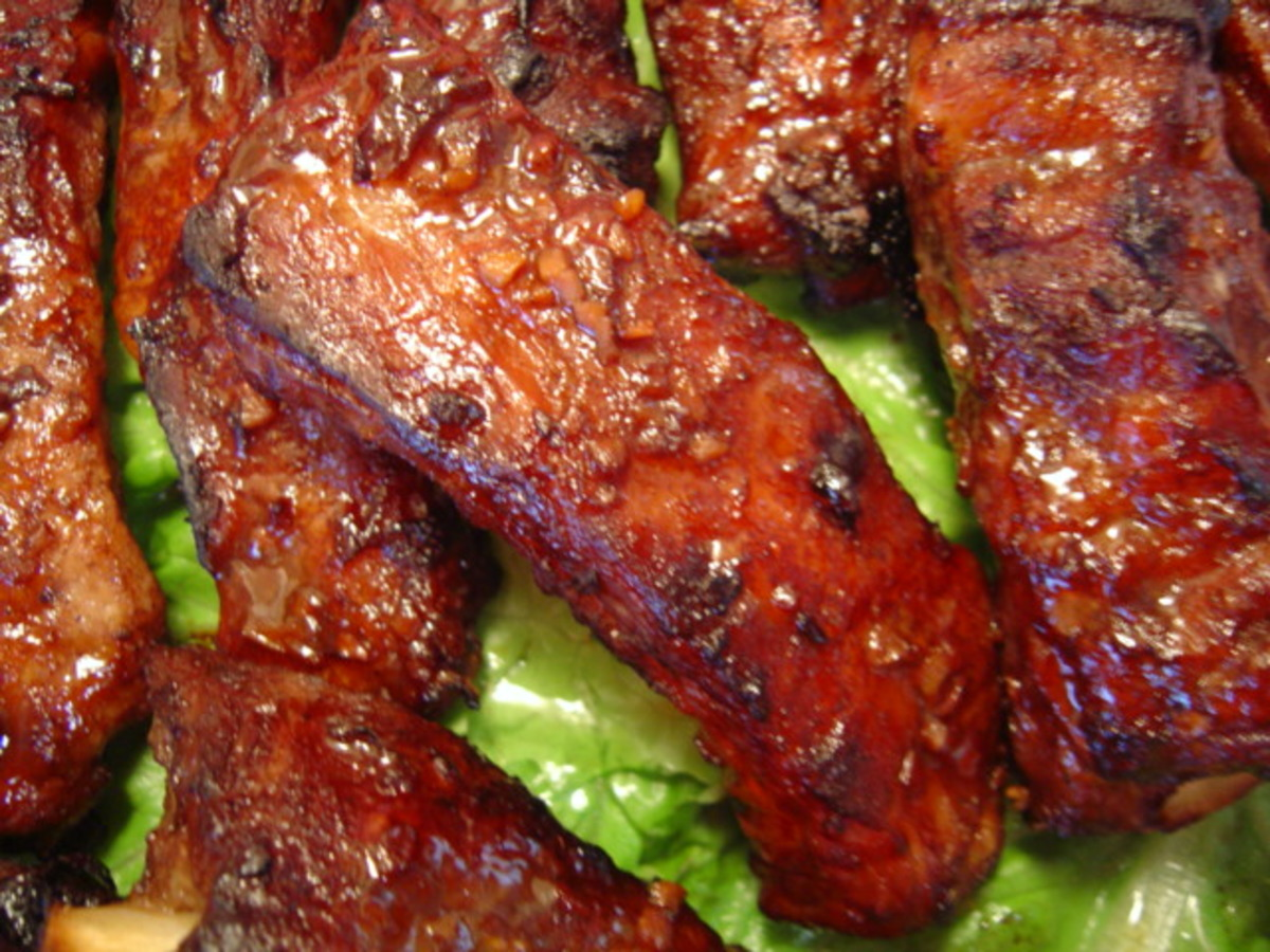 Chinese Fragrant Spareribs Recipe Chinese Food Com