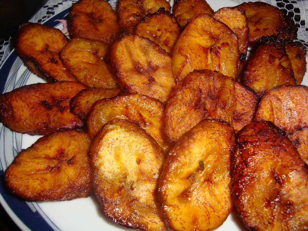 How To Fry Plantains Food Com
