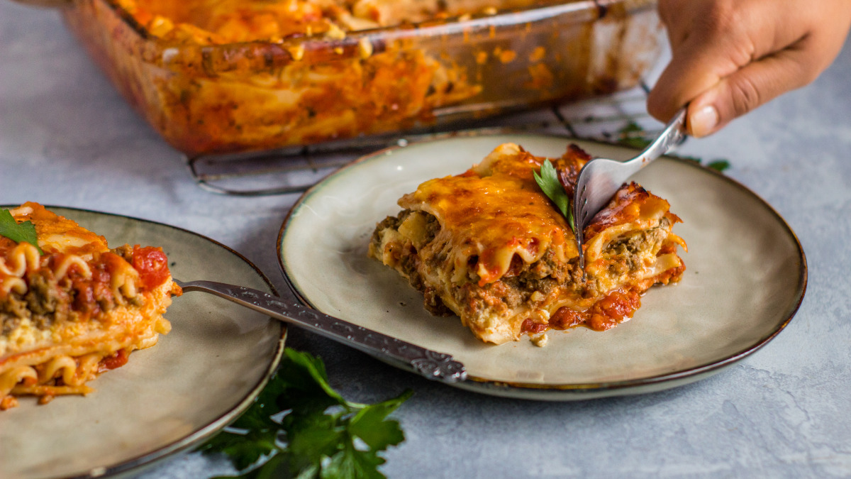 Barilla No Boil Lasagna Recipe Food Com