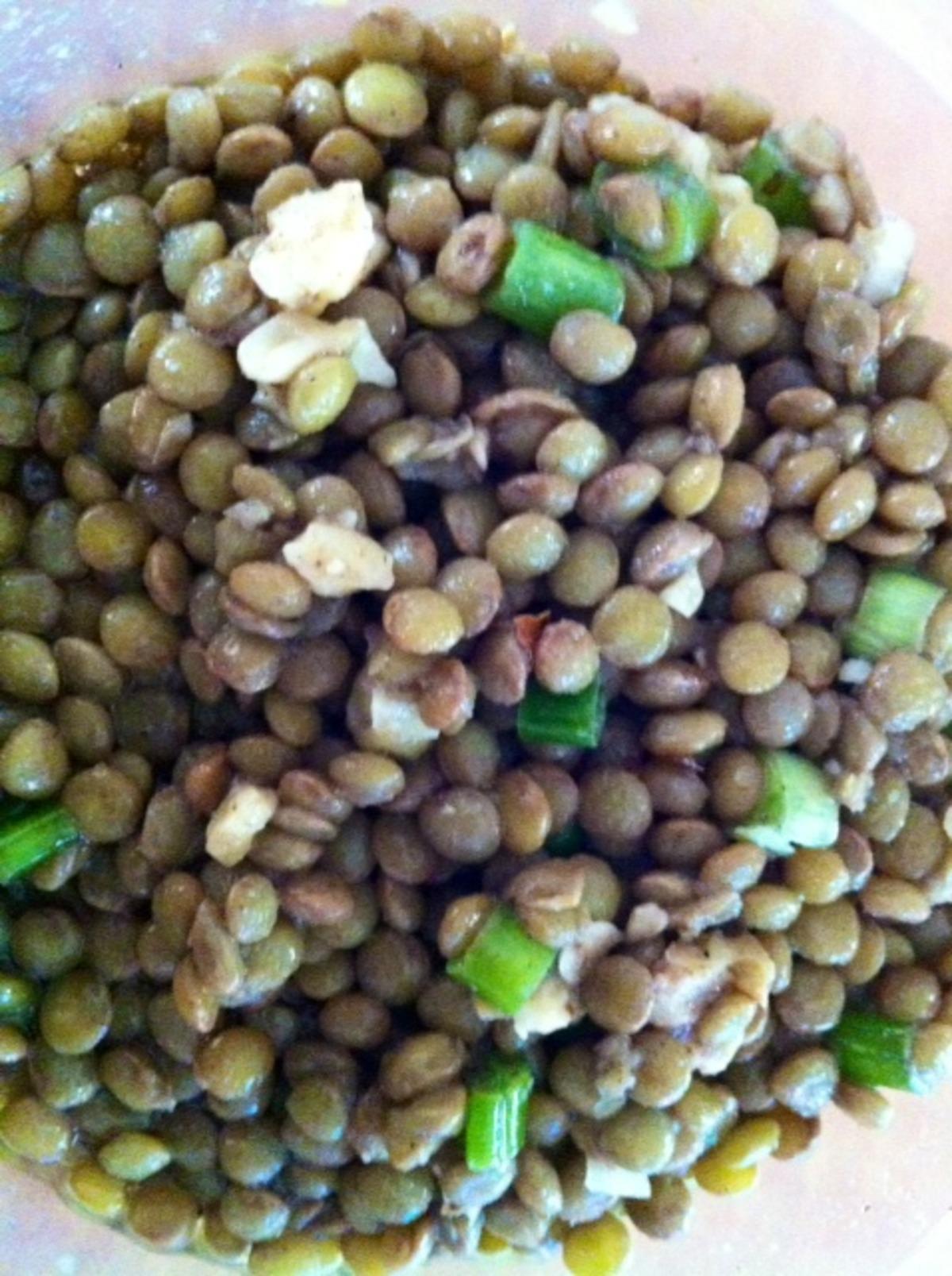 Lentil-Walnut Salad image
