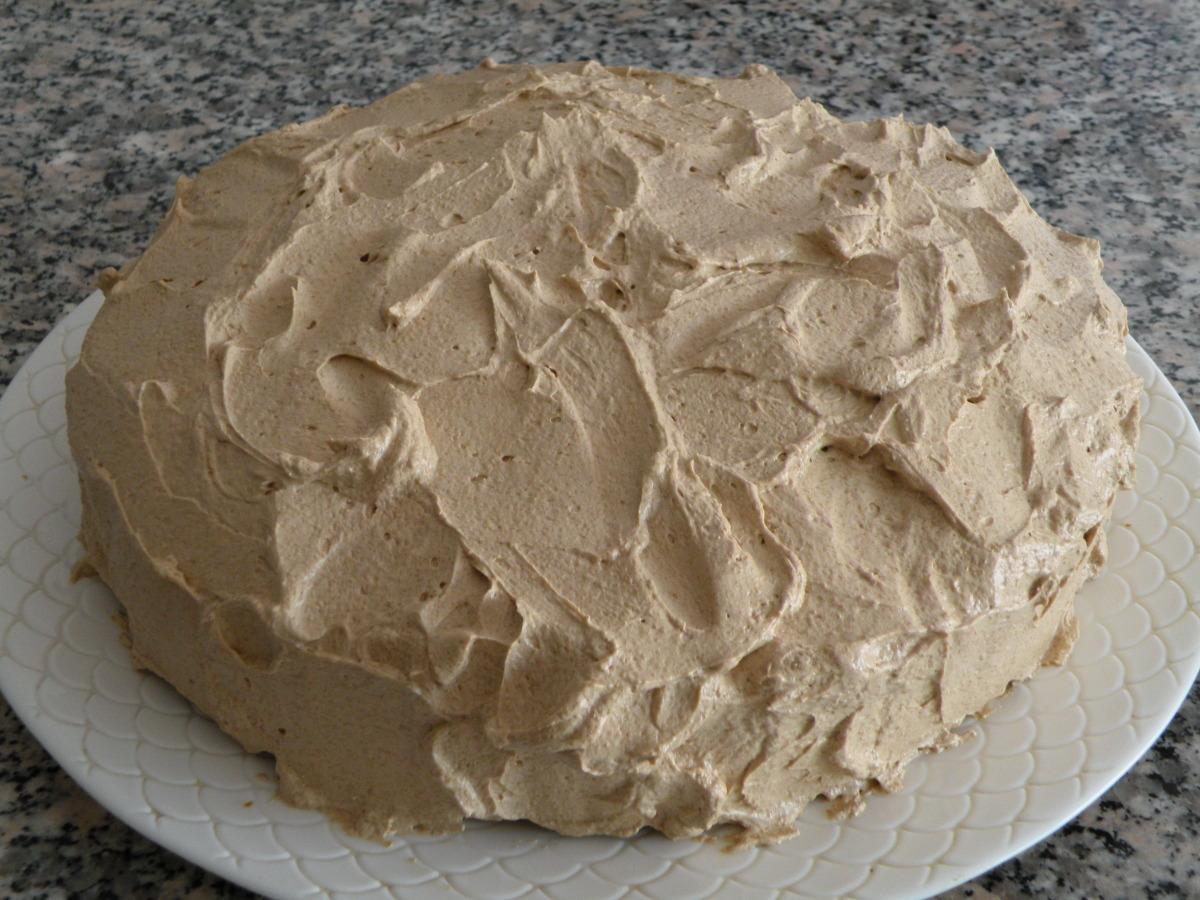 Dirty Banana Cake image