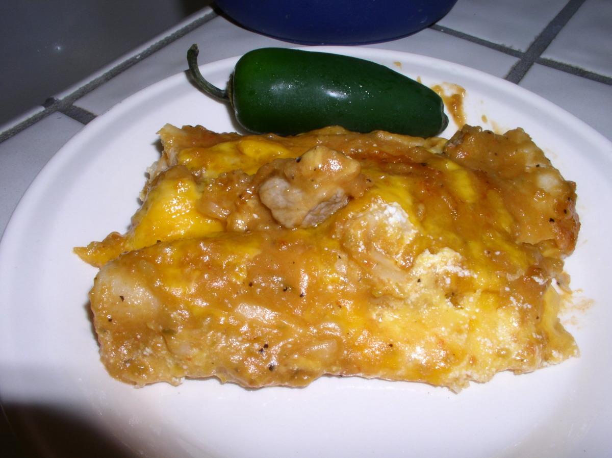Green Chili Sauce image