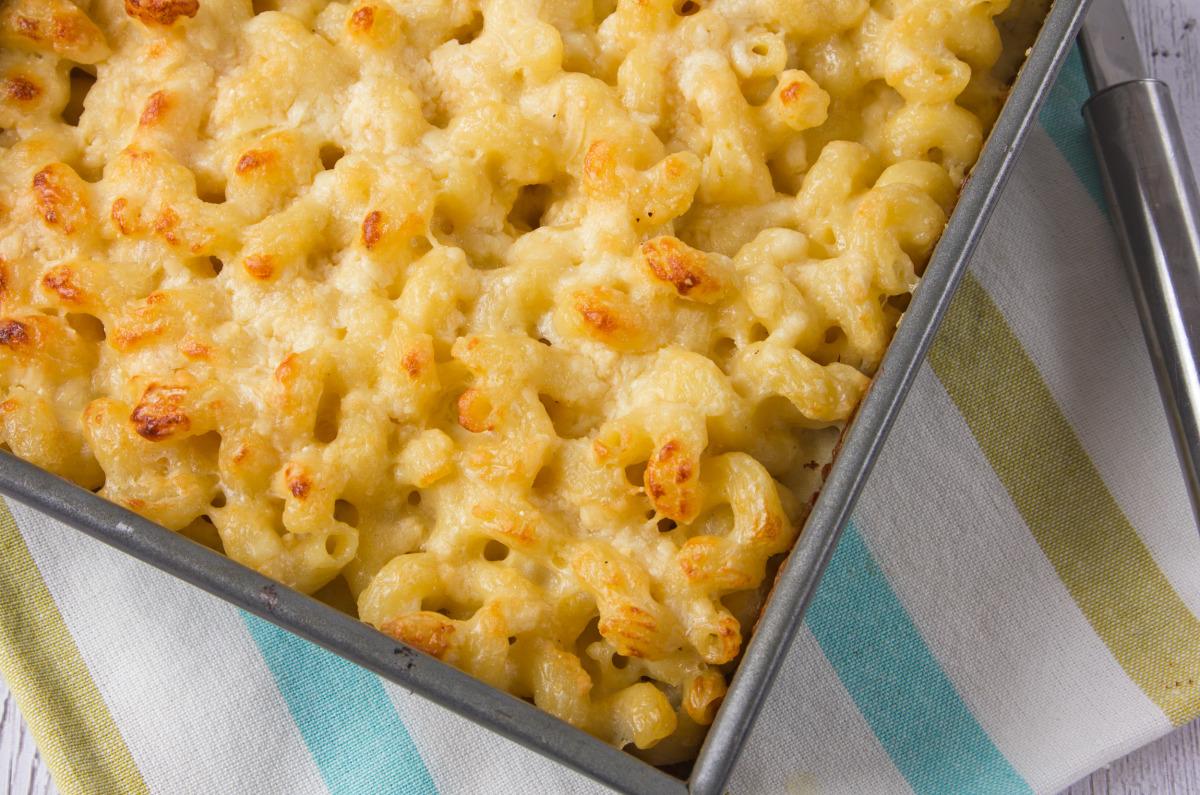 Creamy Macaroni and Cheese_image