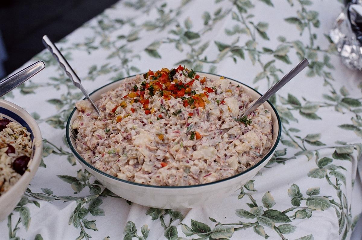 Cuban Potato Salad image