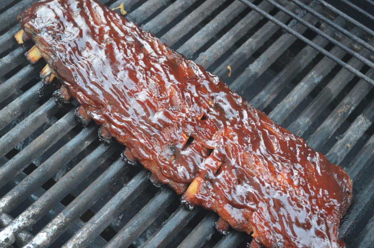 No Fail BBQ Baby Back Ribs (Grill) image