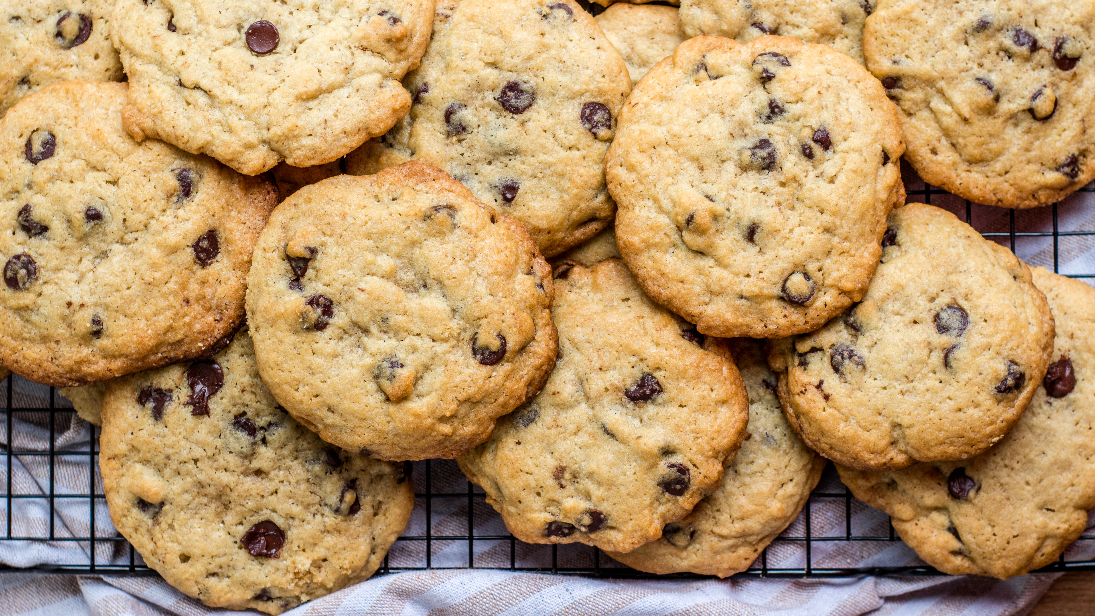 butter less chocolate chip cookies recipe genius kitchen