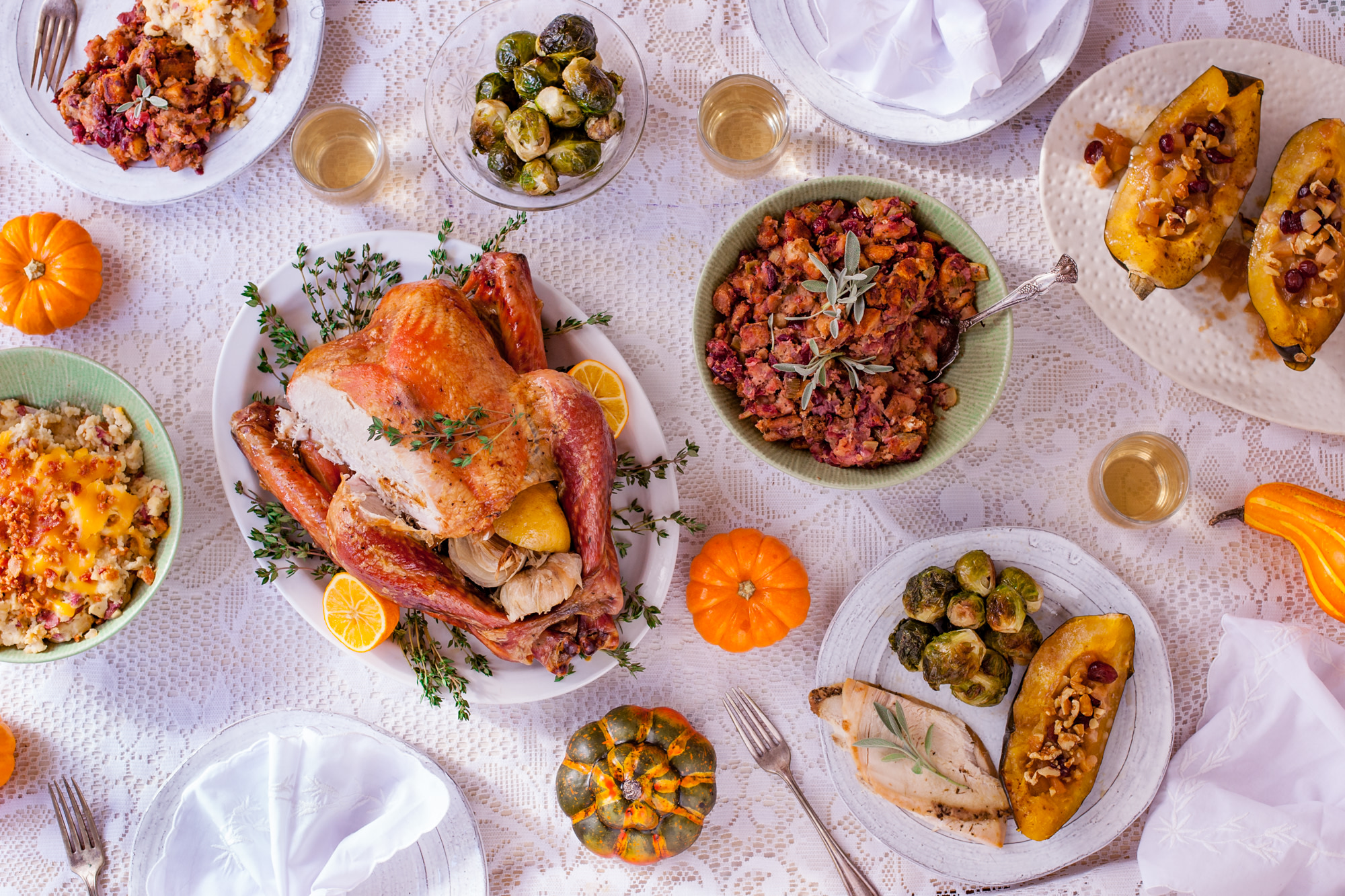 The best thanksgiving salad