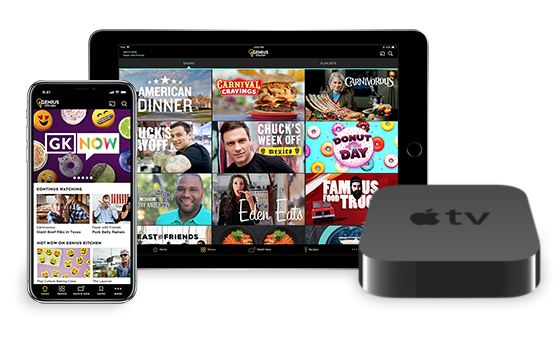 Apple iPhone & Apple TV