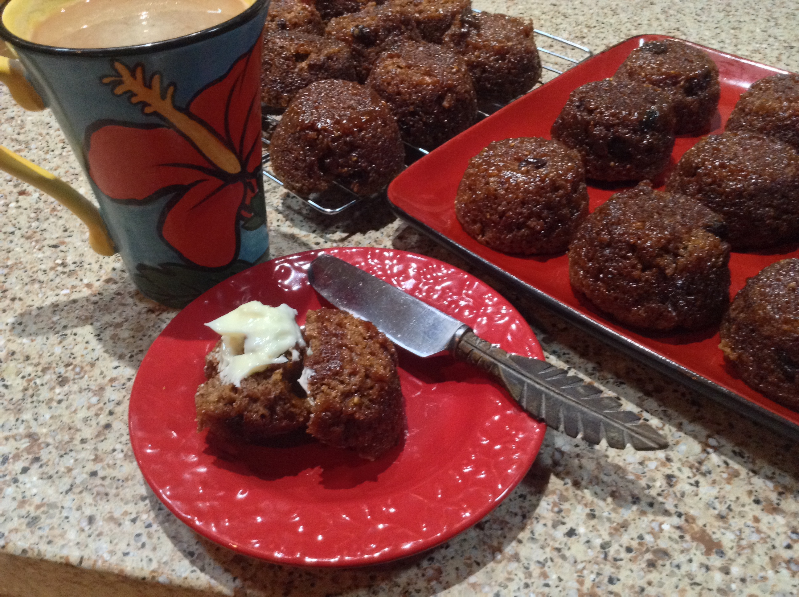 Mimi S Cafe Honey Bran Muffin