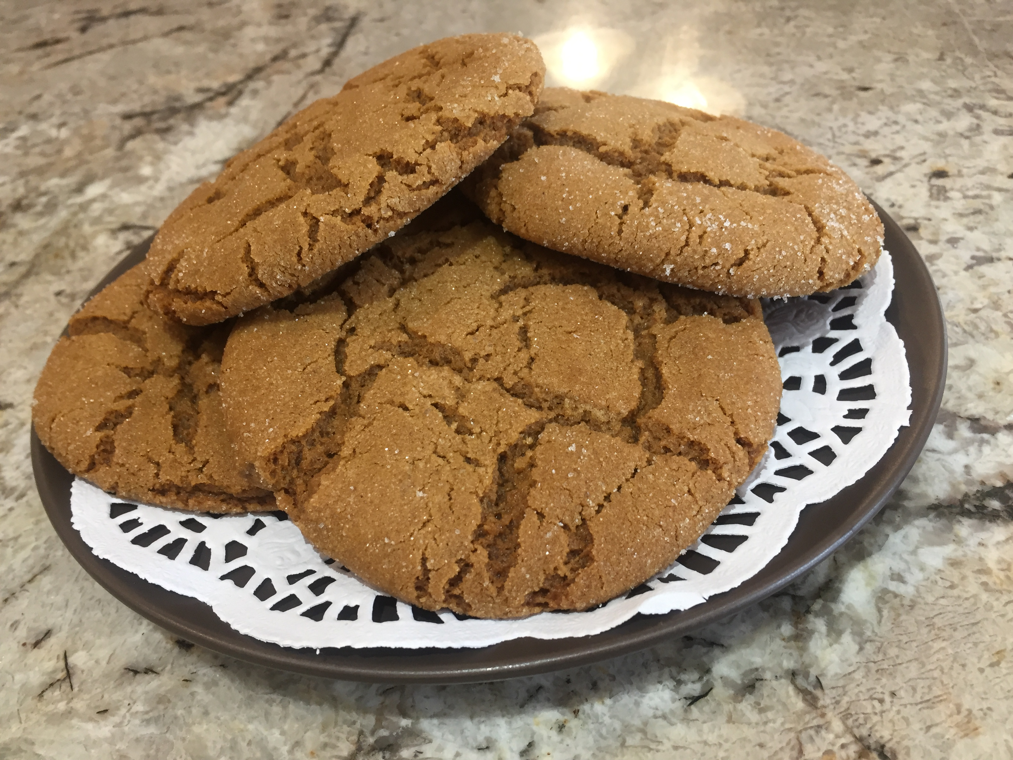how to make soft molasses cookies