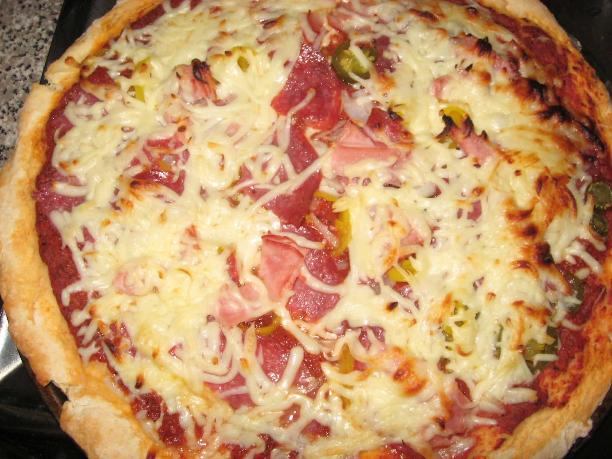 beer pizza crust recipe genius kitchen