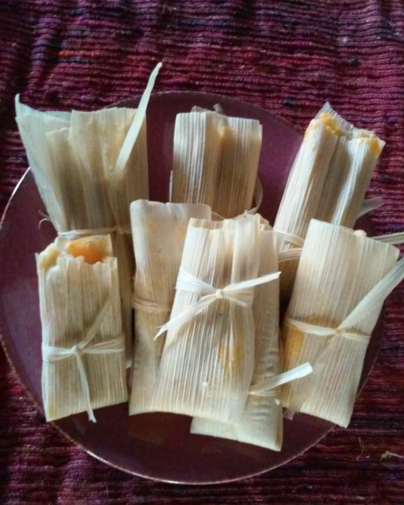 Vegetarian Tamales Recipe Genius Kitchen