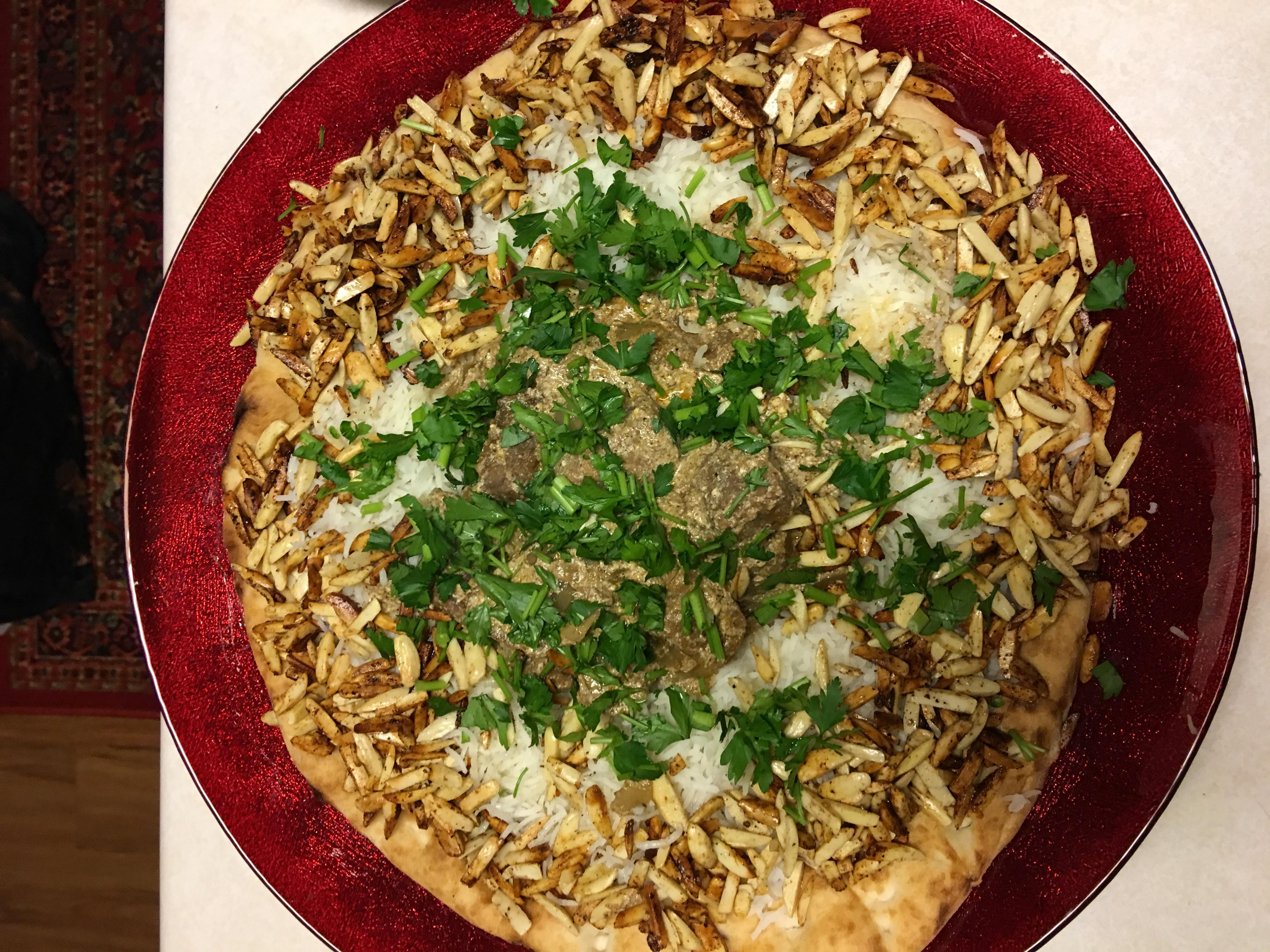 Jordanian mansaf recipe genius kitchen review by dinnamica forumfinder Images