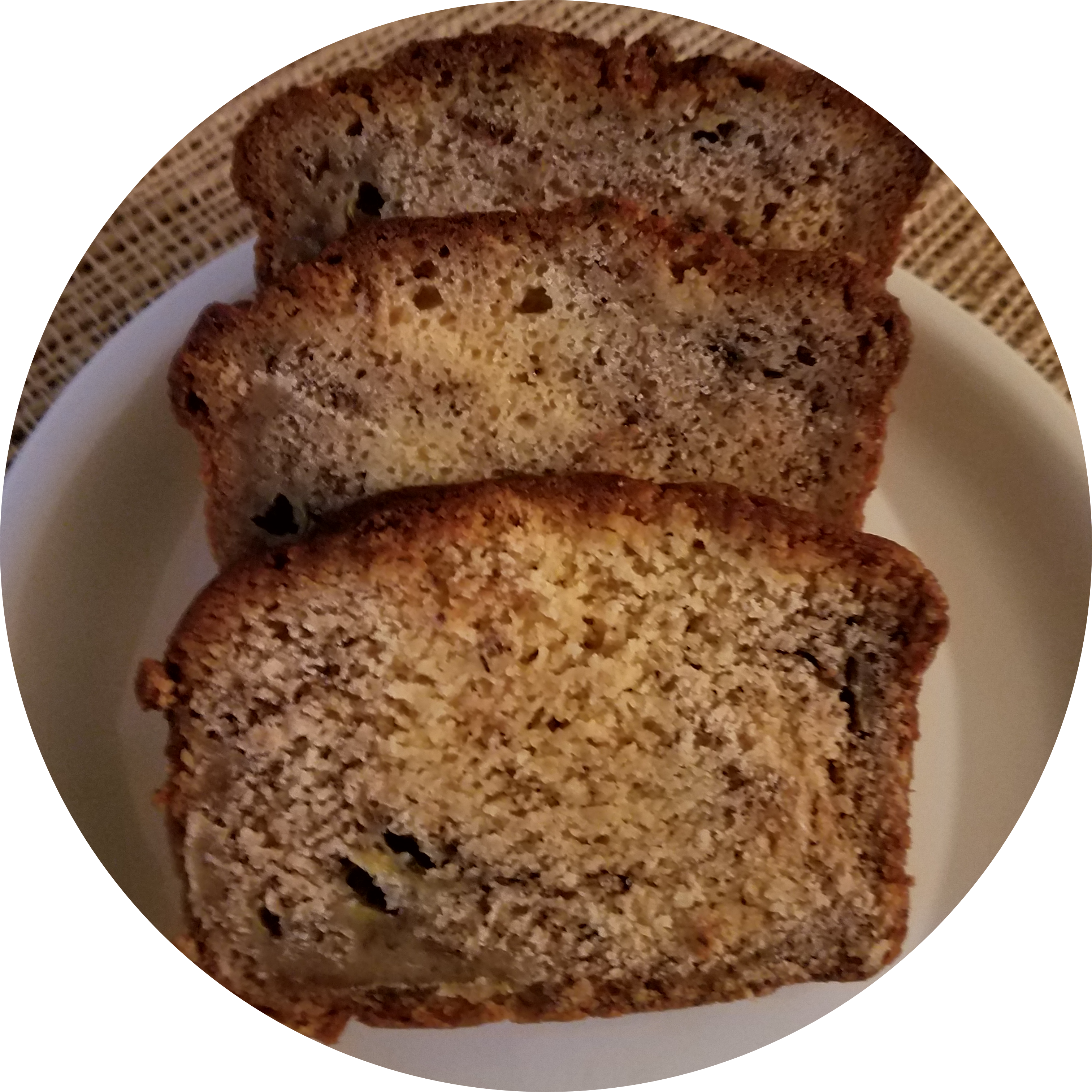Sour cream banana bread recipe genius kitchen this is so moist and yummy my coworkers enjoy it forumfinder Choice Image