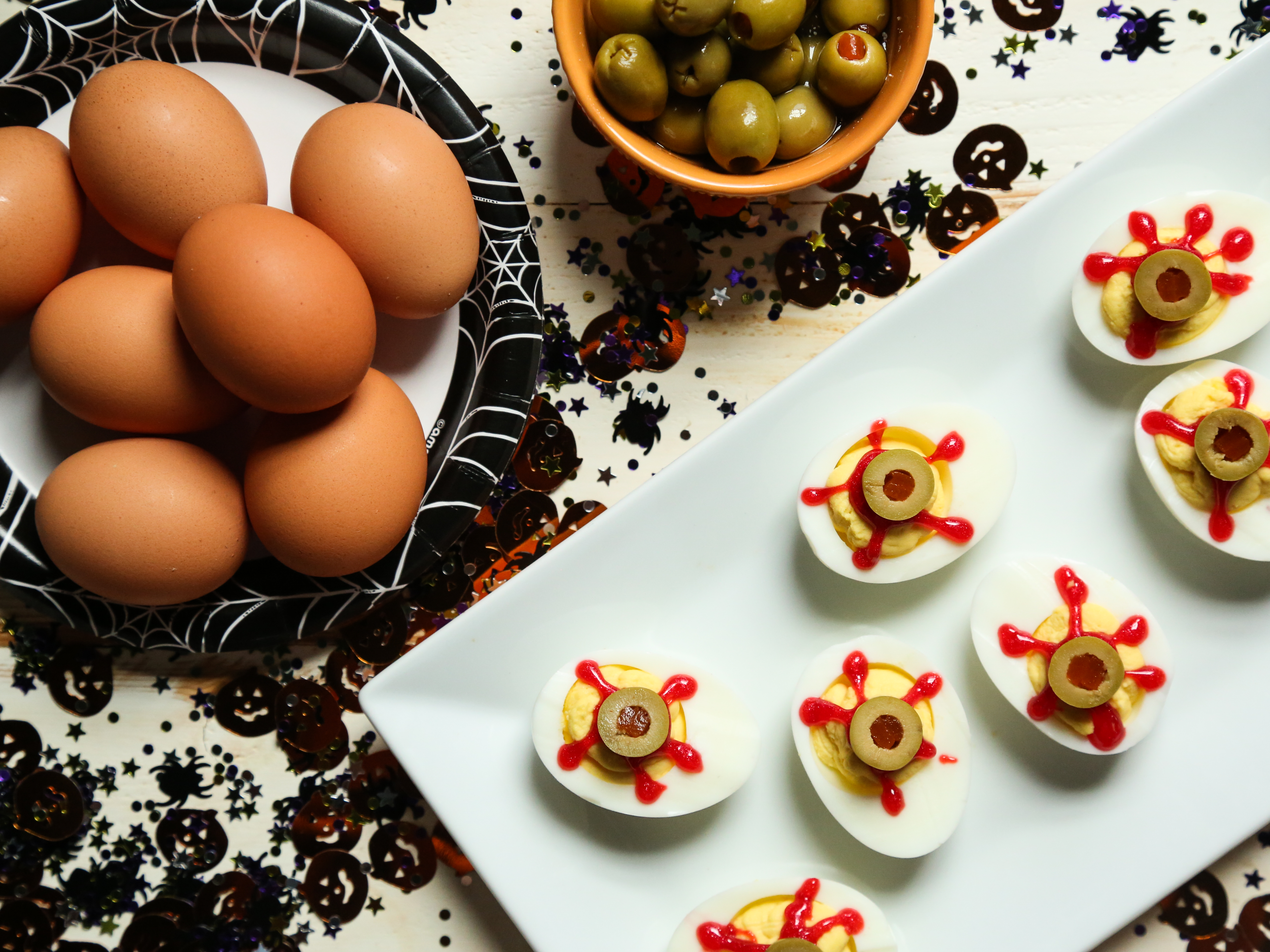 35 halloween party food ideas and snack recipes - genius kitchen