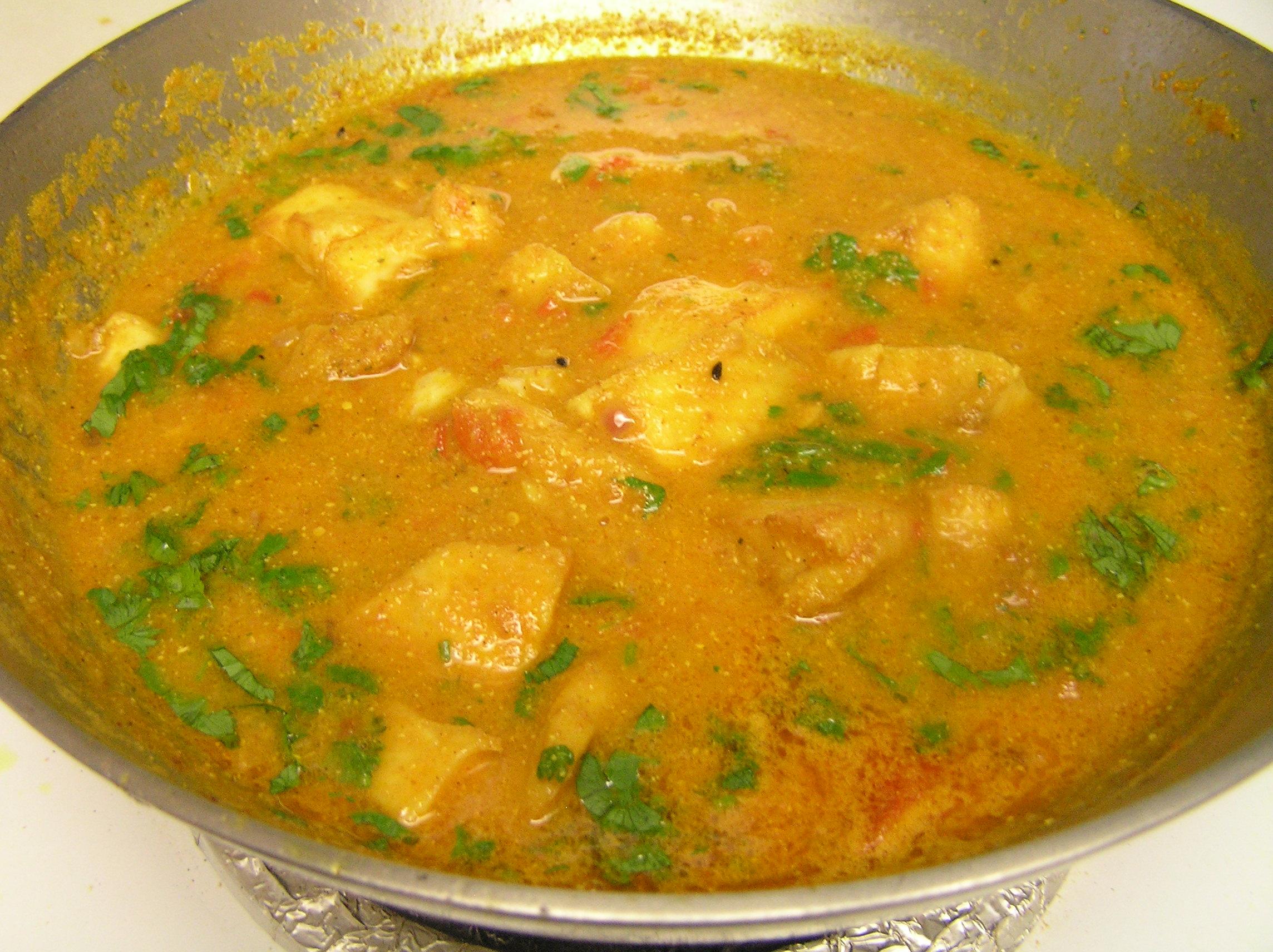 Fish Curry Recipe Food Com