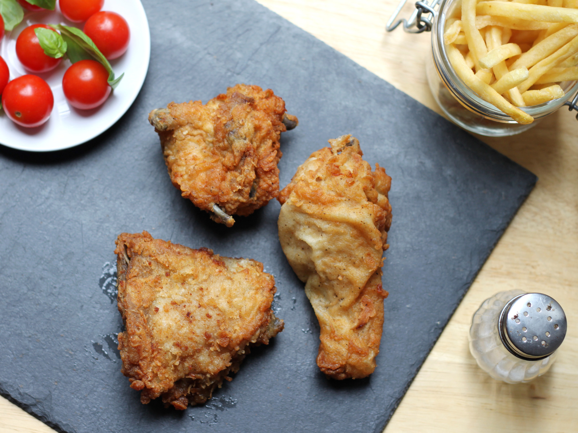 Fried chicken recipes genius kitchen forumfinder Choice Image
