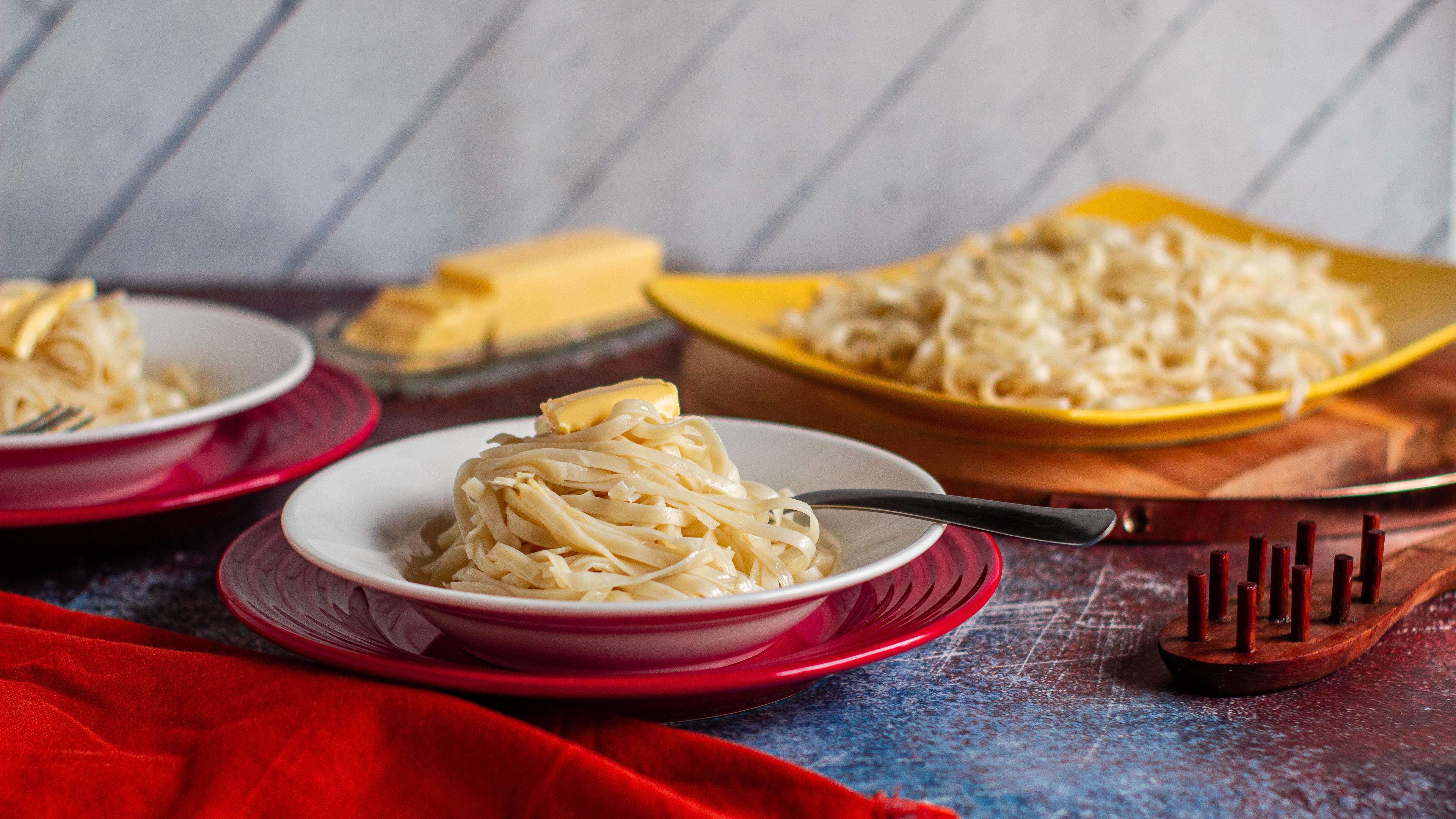 Buttered Noodles Recipe Food Com