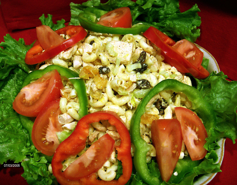 Company Chicken Pasta Salad Recipe Food Com