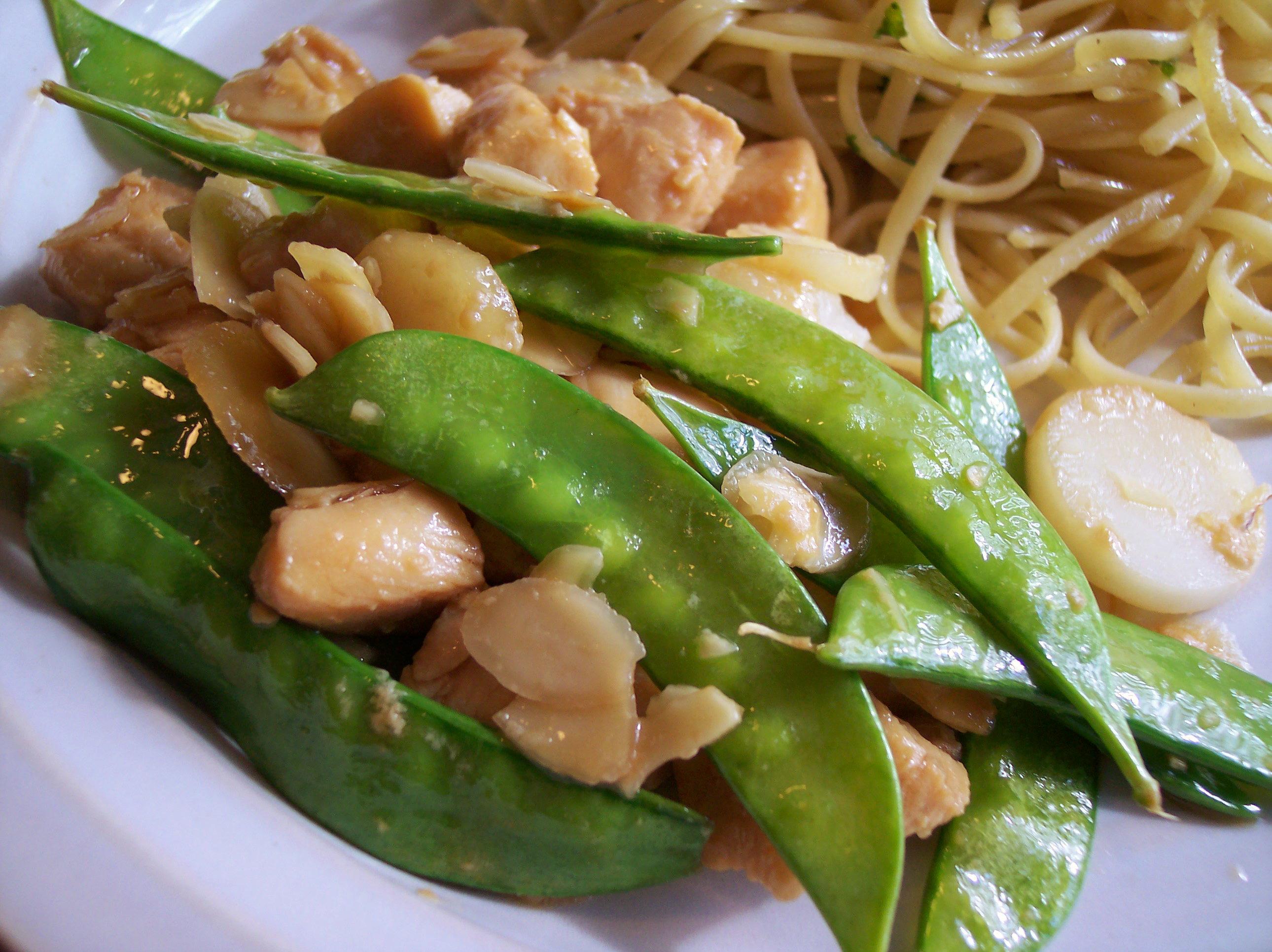 Chinese Almond Chicken Recipe Food Com