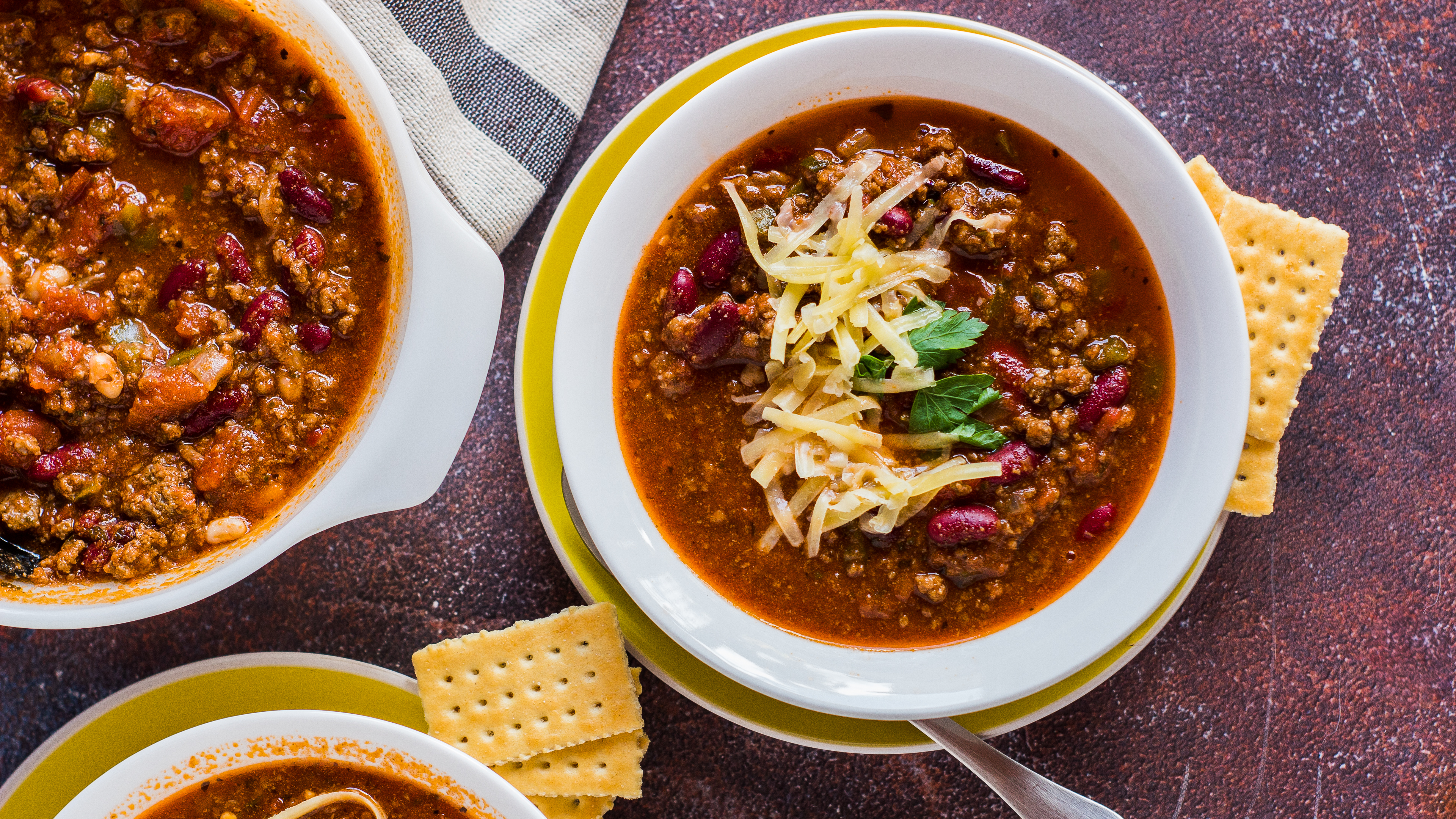 50 Best Chili Recipes For Every Season Food Com