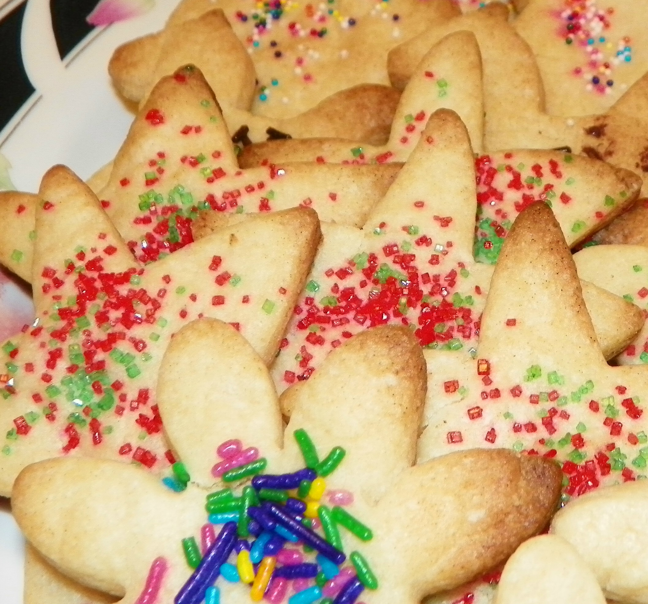 Paula Deen S Iced Christmas Sugar Cookies