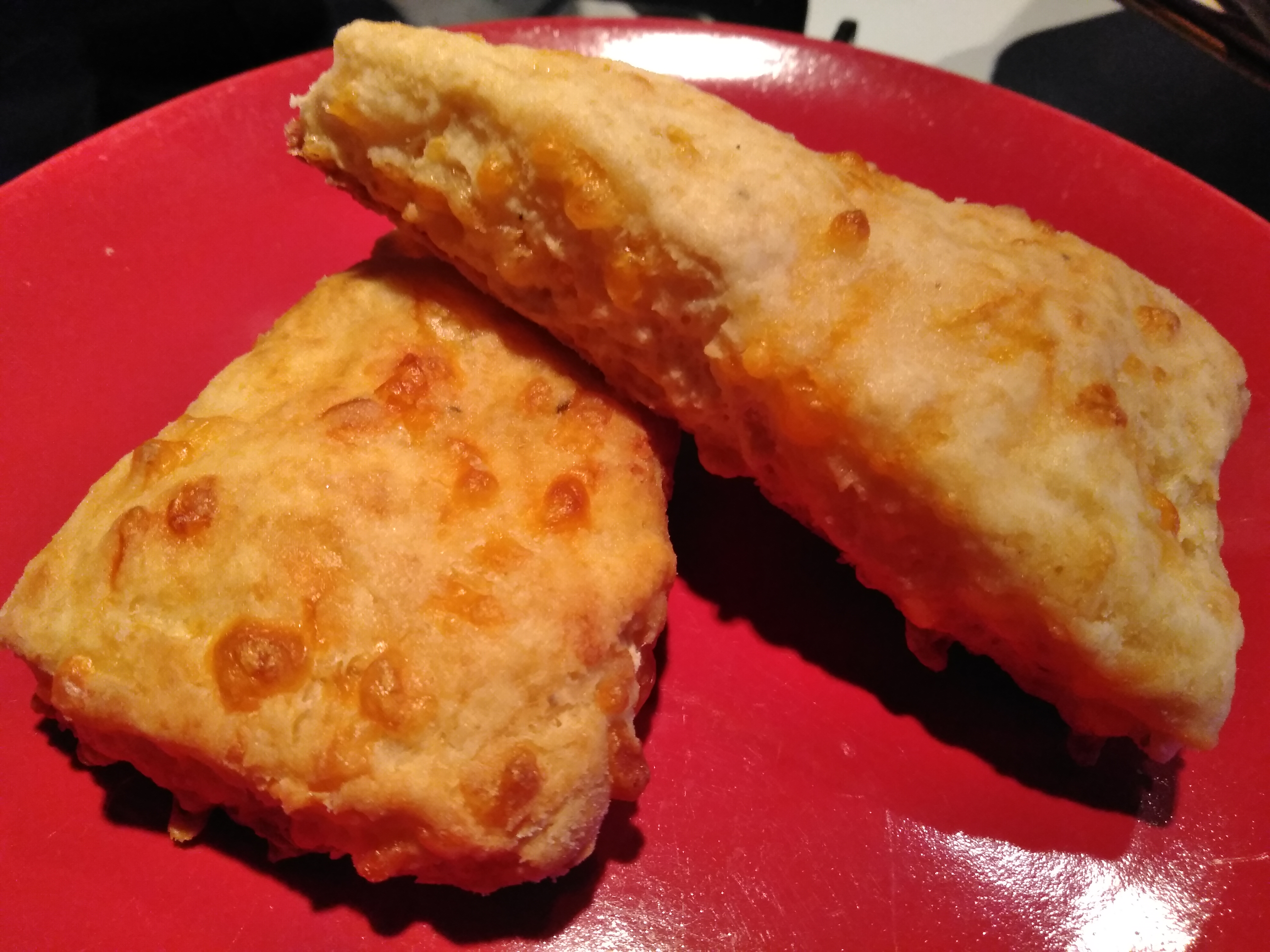 Easy Cheese Scones In A Hurry Recipe Food Com