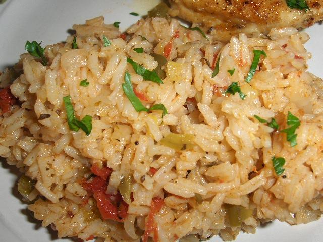 Cajun rice recipes genius kitchen forumfinder Images
