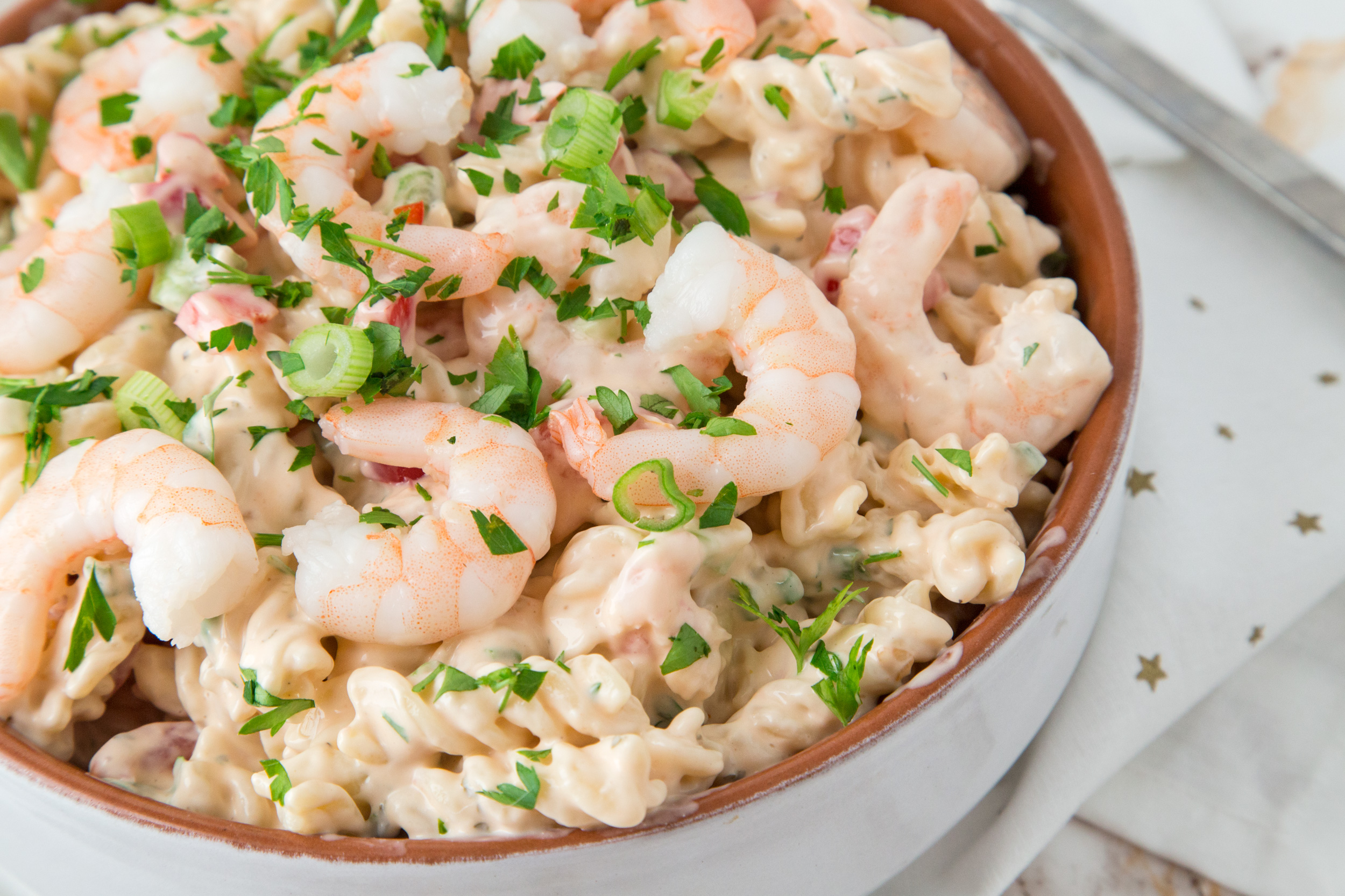 Shrimp Salad Recipes Genius Kitchen