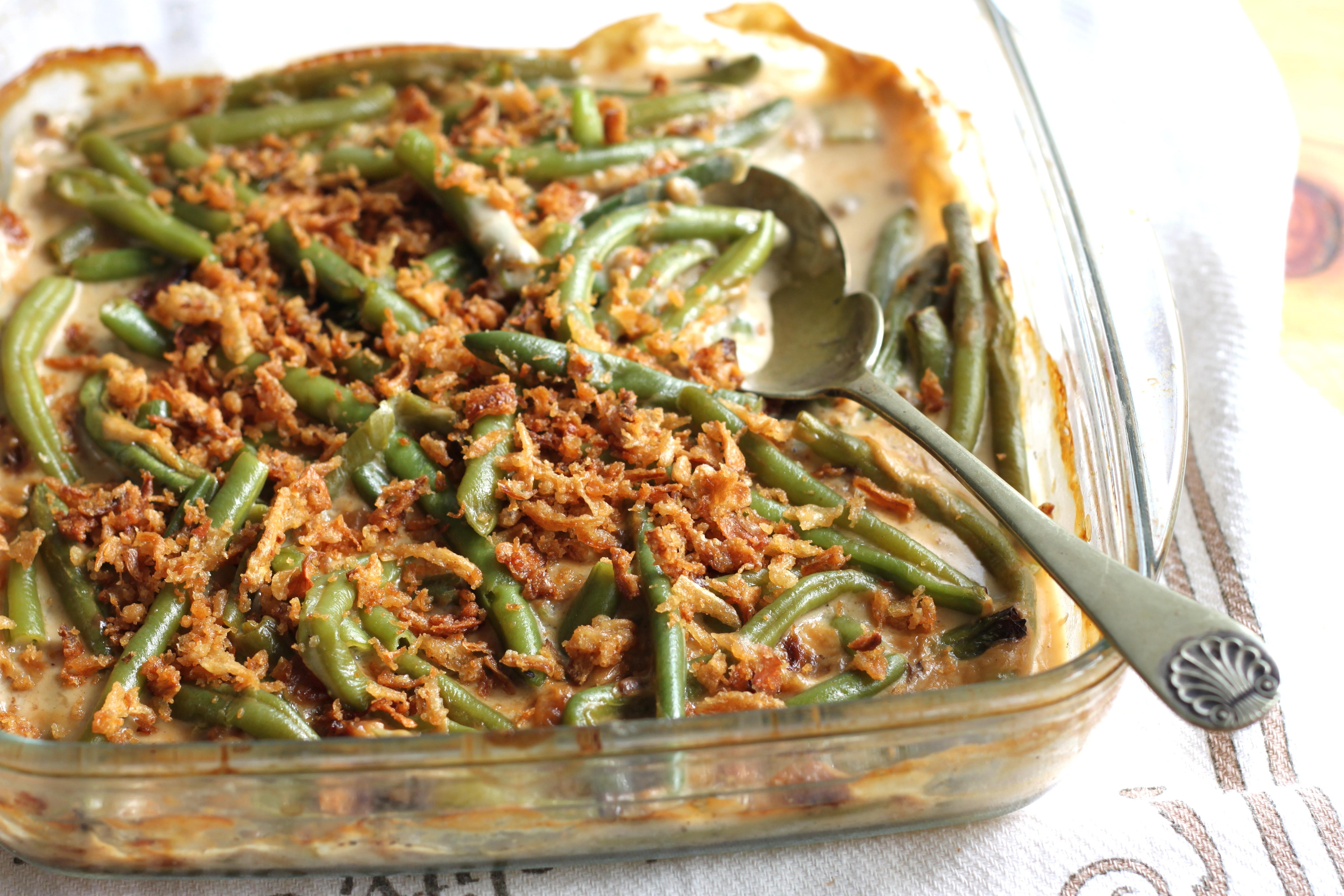 Green Bean Casserole From Scratch Food Com