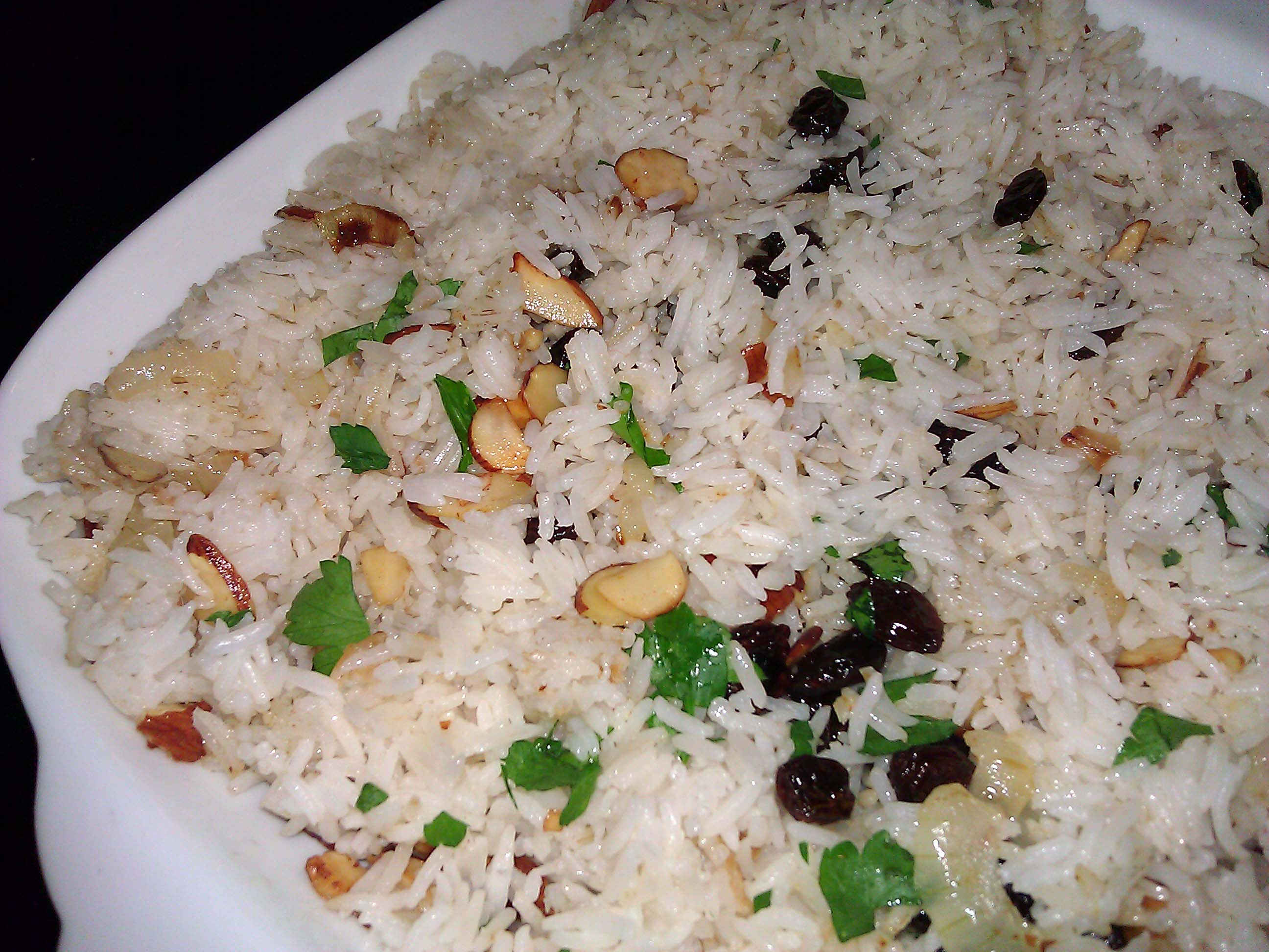 Quick And Easy Indian Rice Photos And Indian Rice Recipes Indian