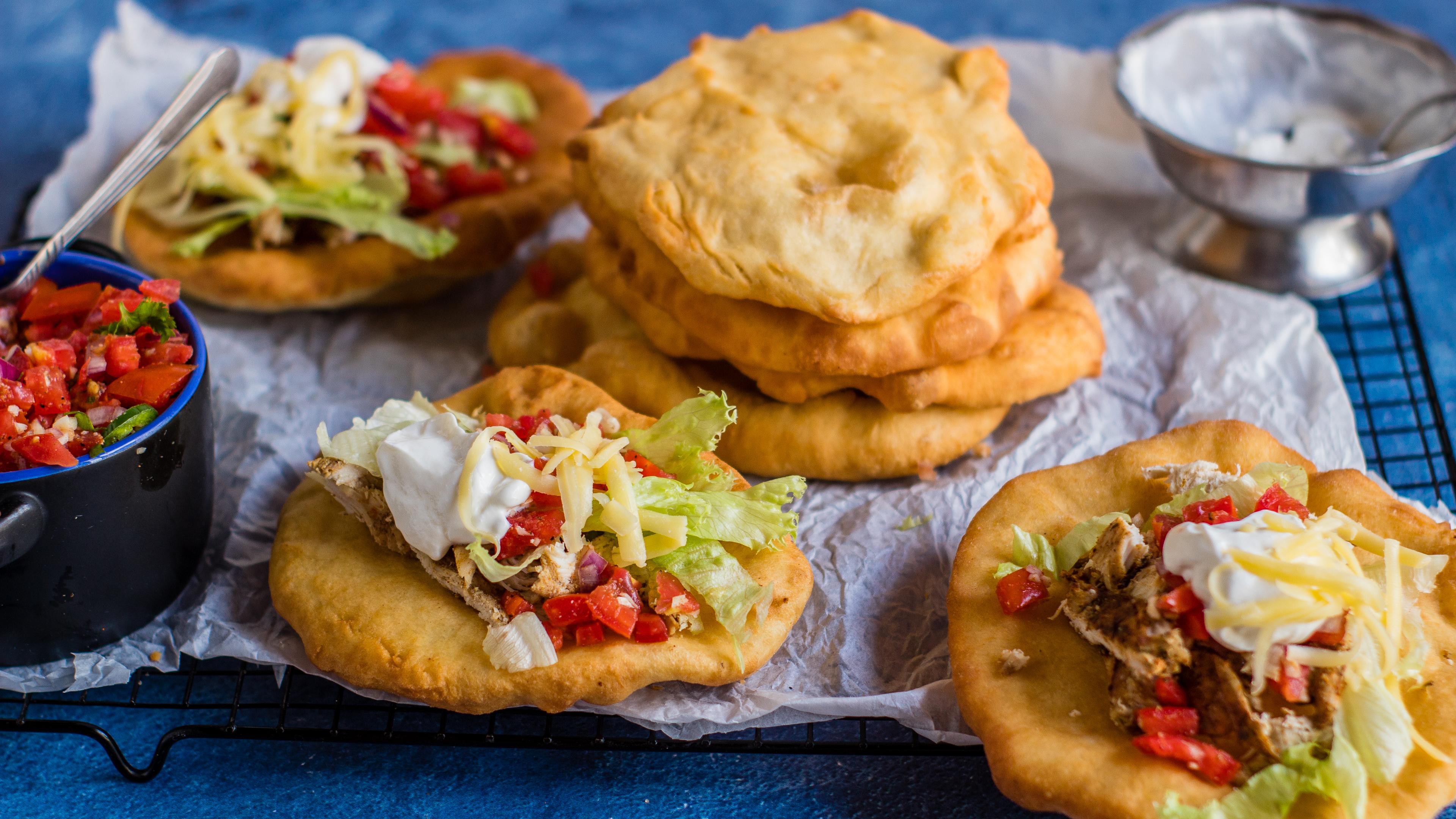 Indian Navajo Fry Bread