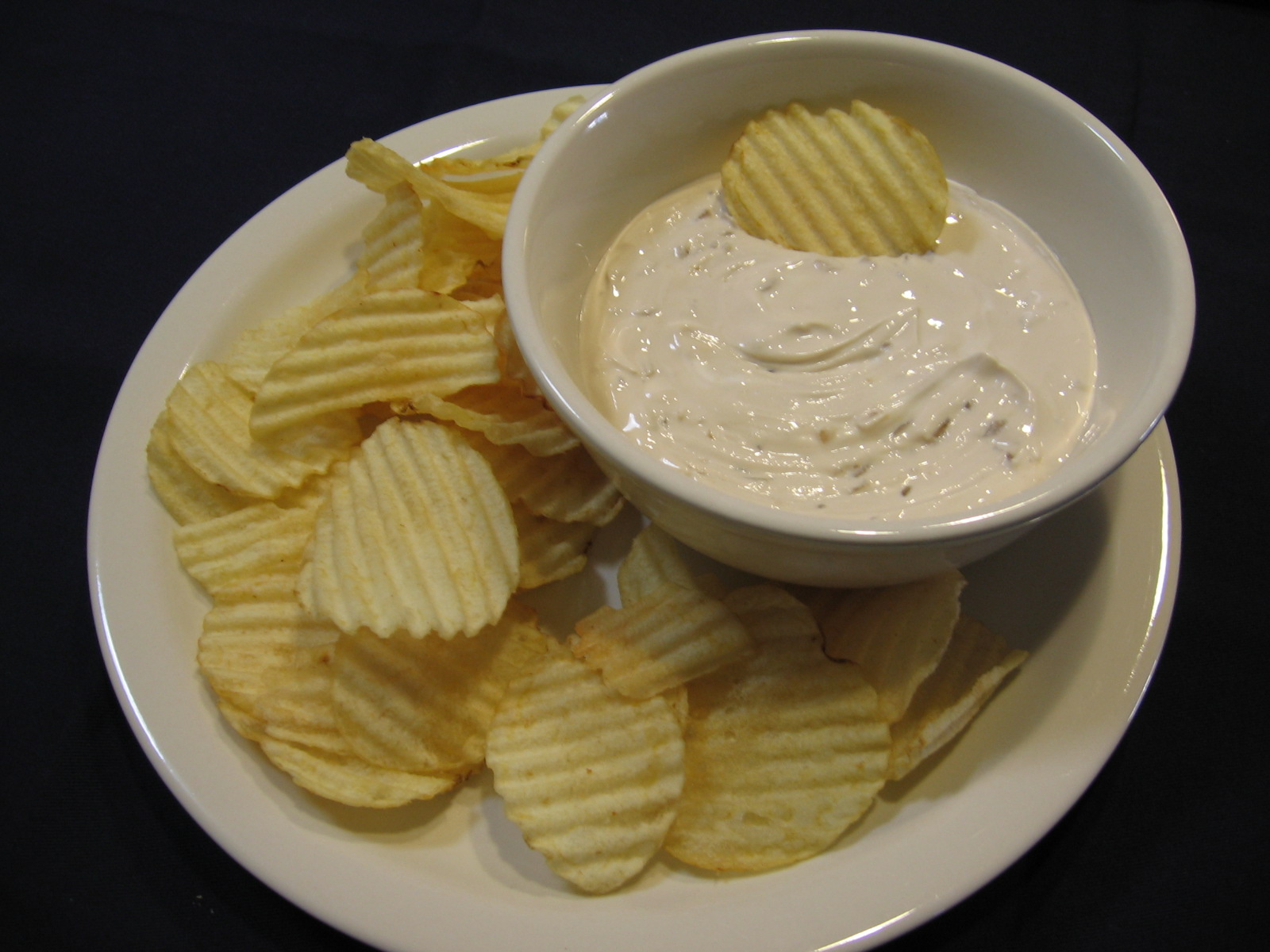 Onion Chip Dip