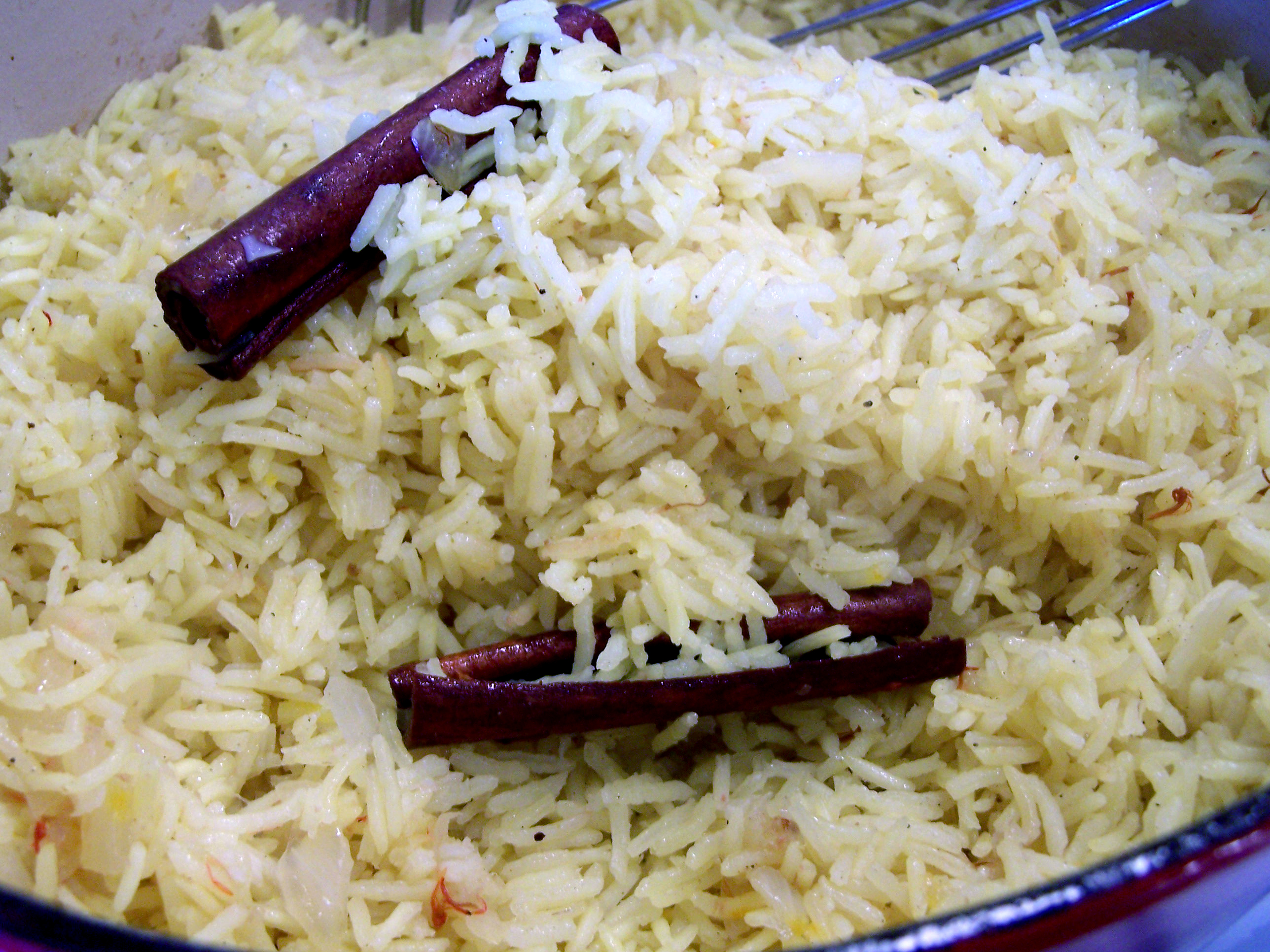 Classic Saffron Rice Recipe Food Com