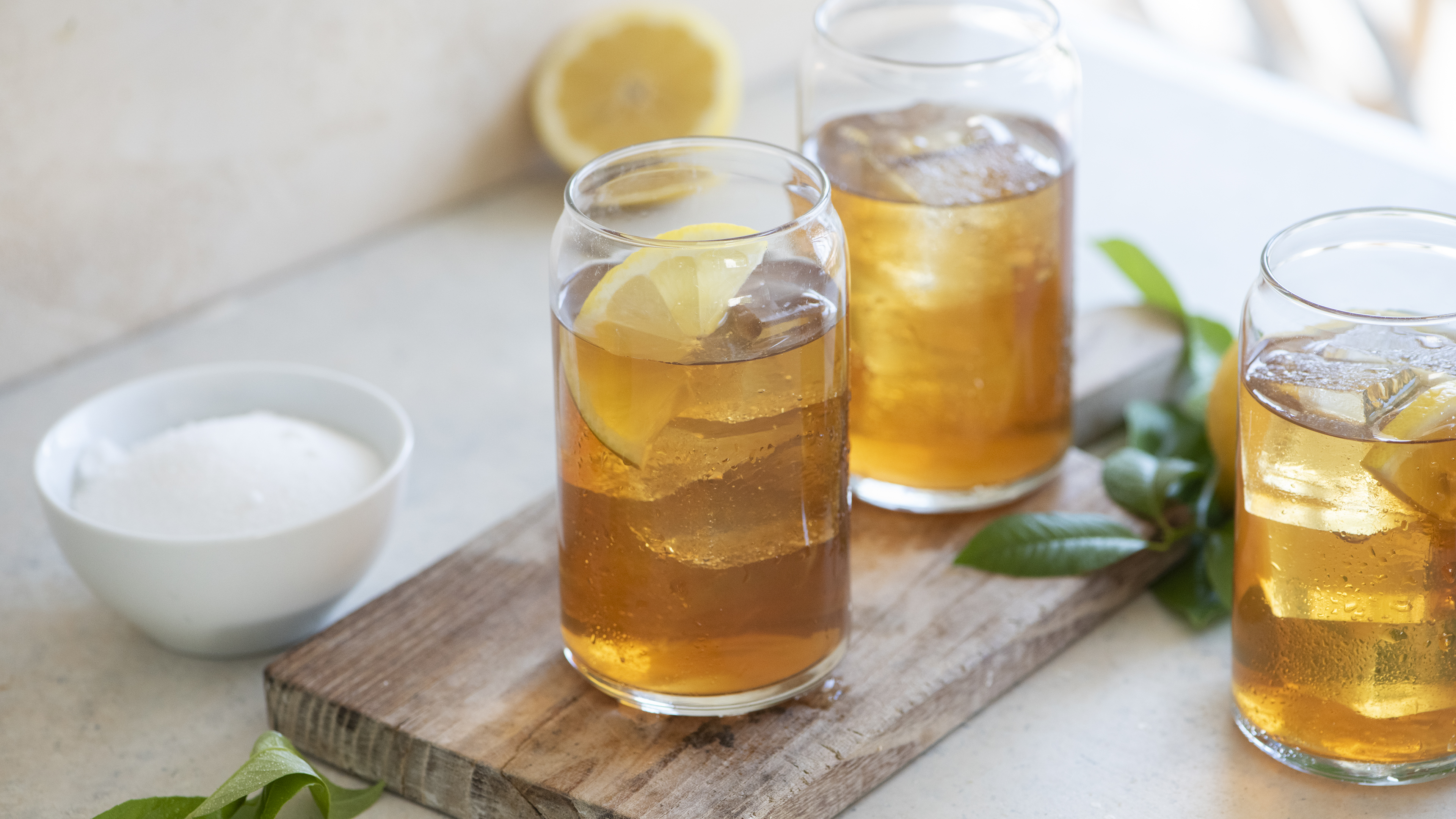 Southern Sweet Iced Tea Recipe Southern Food Com