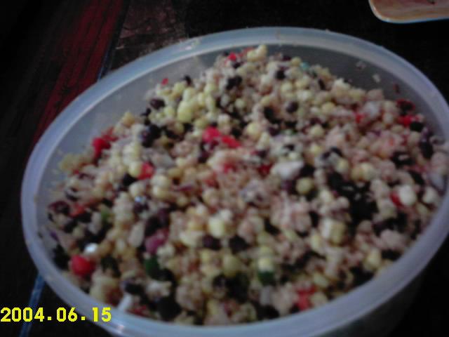 Confetti Corn Salad (Ina Garten Back to Basics)