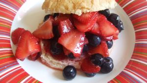 Heart Smart Bisquick Shortcake Recipe