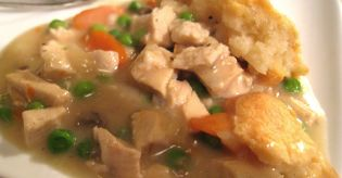 Hurry Up Chicken Pot Pie Paula Deen Recipe Genius Kitchen
