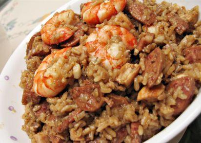 Finallywroteitdown chicken sausage and shrimp jambalaya recipe finallywroteitdown chicken sausage and shrimp jambalaya recipe genius kitchen forumfinder Gallery