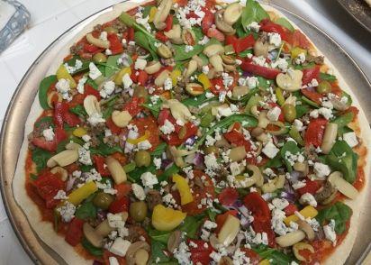 the worlds best bread machine pizza dough recipe recipe genius kitchen
