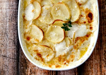Fannie farmers scalloped potatoes recipe genius kitchen forumfinder Images
