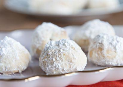 traditional mexican wedding cookies recipe genius kitchen
