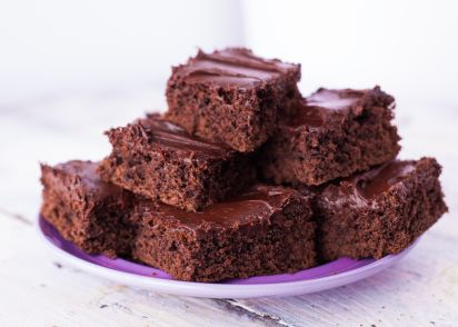 No fail easy cake mix brownies recipe genius kitchen forumfinder Image collections