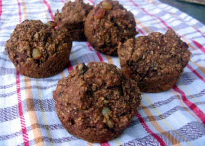High fiber low calorie bran muffins recipe genius kitchen forumfinder Images
