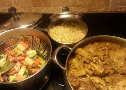Jamaican curry chicken recipe genius kitchen forumfinder