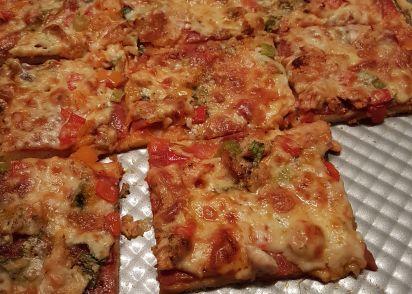 quick mix quick rise pizza dough recipe genius kitchen