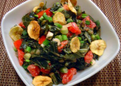 Zimbabwe greens recipe healthynius kitchen forumfinder Choice Image