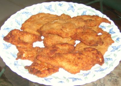 Egyptian chicken panne breaded fried chicken breasts recipe egyptian chicken panne breaded fried chicken breasts recipe genius kitchen forumfinder