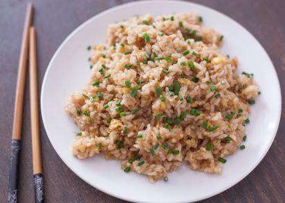 Quick chinese fried rice recipe genius kitchen ccuart Choice Image